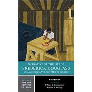 Narrative of the Life of Frederick Douglass (Norton Critical Editions) by Frederick Douglass, 9780393265446