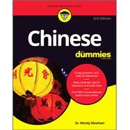 Chinese for Dummies by Abraham, Wendy, 9781119475446