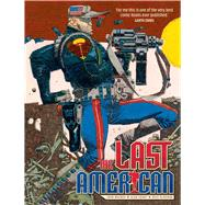 The Last American by Wagner, John (CRT); Grant, Alan (CRT); Mcmahon, Mick (CRT), 9781781085448