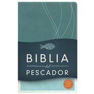 RVR 1960 Biblia del Pescador, Azul petróleo símil piel Evangelismo Discipulado Ministerio by Díaz-Pabón, Luis Ángel, 9781433615450