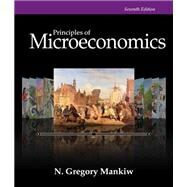 Bundle: Principles of Microeconomics, Loose-leaf Version, 7th + MindTap® Economics, 1 term (6 months) Printed Access Card, 7th by Mankiw, 9781305135451