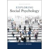 Exploring Social Psychology by Myers, David, 9780077825454
