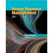 Human Resource Management, 15/e by DESSLER, 9780134235455