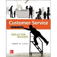 Customer Service Skills for Success by Lucas, Robert, 9780073545462