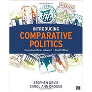 Introducing Comparative Politics by Orvis, Stephen; Drougus, Carol Ann, 9781506375465