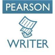 Pearson Writer -- Standalone Access Card by Pearson Learning Solutions, 9781269385466