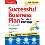 Successful Business Plan by Abrams, Rhonda, 9781933895468