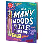 The Many Moods of Me Journal by Unknown, 9780545805469