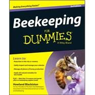 Beekeeping for Dummies by Blackiston, Howland; Weiss, Ed, 9781118945469