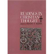 Readings in Christian Thought by Kerr, Hugh T., 9780687355471