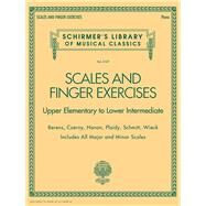 Scales and Finger Exercises by Hal Leonard Publishing Corporation, 9781495005473
