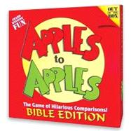 Apples to Apples Card Game by Not Applicable, 9781889055473