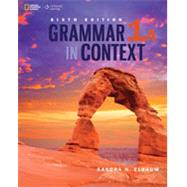 Grammar in Context 1: Split Edition A by Elbaum, Sandra N., 9781305075474