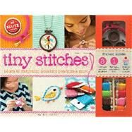 Tiny Stitches by Olbourne, Linda, 9780545805476