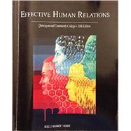 Effective Human Relations Quinsigamond Community College by Howie, 9781133835479