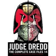 Judge Dredd The Complete Case Files 14 by Wagner, John; Simpson, Will; Ezquerra, Carlos; Anderson, Jeff, 9781781085479
