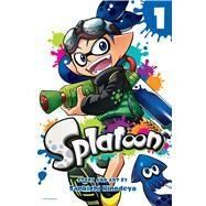 Splatoon 1 by Hinodeya, Sankichi, 9781421595481