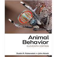 ANIMAL BEHAVIOR by Rubenstein, Dustin R.; Alcock, John, 9781605355481