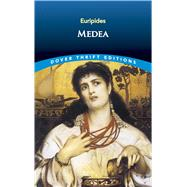 Medea by Unknown, 9780486275482