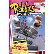 Case File #5 Rabbids Get Access by Lewman, David; Johnson, Shane L., 9781481435482