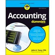 Accounting for Dummies by Tracy, John A., 9781119245483