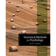 Statistical Methods for Psychology by Howell, David C., 9781111835484