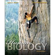 Human Biology by Mader, Sylvia; Windelspecht, Michael, 9780073525488