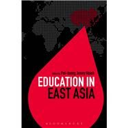 Education in East Asia 9781474235488N