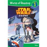 World of Reading Star Wars AT-AT Attack! (Level 1) by Glass, Calliope, 9781484705490