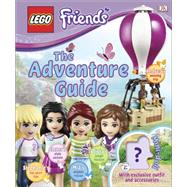 Lego Friends by DK Publishing, 9781465435491