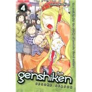 Genshiken: Second Season 4 by KIO, SHIMOKU, 9781612625492