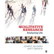 Qualitative Research by Saldana, Johnny; Omasta, Matt, 9781506305493
