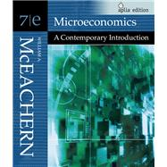 Microeconomics (with Aplia ITS Card) by McEachern, William A., 9780324545494