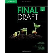 Final Draft Level 3 Student's Book by Lambert, Jeanne; Aquino-cutcher, Andrew; Asplin, Wendy; Bohlke, David; Jacobe, Monica F. (CON), 9781107495494