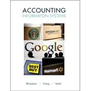 Accounting Information Systems by Richardson, Vernon; Chang, Chengyee; Smith, Rod, 9780078025495