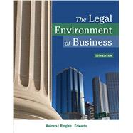 The Legal Environment of Business by Meiners, Roger E.; Ringleb, Al H.; Edwards, Frances L., 9781337095495