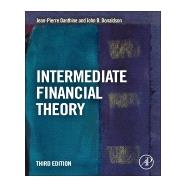 Intermediate Financial Theory by Danthine, Jean-Pierre; Donaldson, John B., 9780123865496