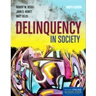 Delinquency in Society by , 9781449645496