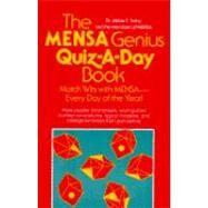 The Mensa Genius Quiz-A-Day Book by Salny, Abbie F., 9780201135497
