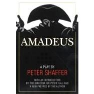 Amadeus : A Play by Peter Shaffer by Shaffer, Peter, 9780060935498