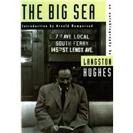 The Big Sea An Autobiography by Hughes, Langston; Rampersad, Arnold, 9780809015498
