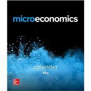 Microeconomics by Colander, David, 9781259655500