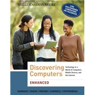 Enhanced Discovering Computers by Vermaat, Misty E., 9781285845500