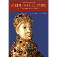 Medieval Europe: A Short History by Bennett, Judith, 9780073385501