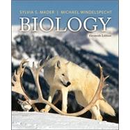 Biology by Mader, Sylvia; Windelspecht, Michael, 9780073525501