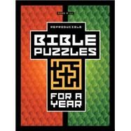 Bible Puzzles for a Year by Meekins, Leigh, 9781426795503