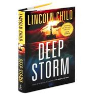 Deep Storm by CHILD, LINCOLN, 9780385515504