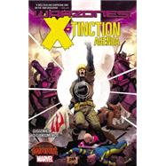 X-tinction Agenda by Guggenheim, Marc; Di Giandomenico, Carmine, 9780785195504