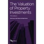 The Valuation of Property Investments by Enever; Nigel, 9780728205505