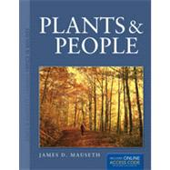 Plants and People by Mauseth, James D., 9780763785505